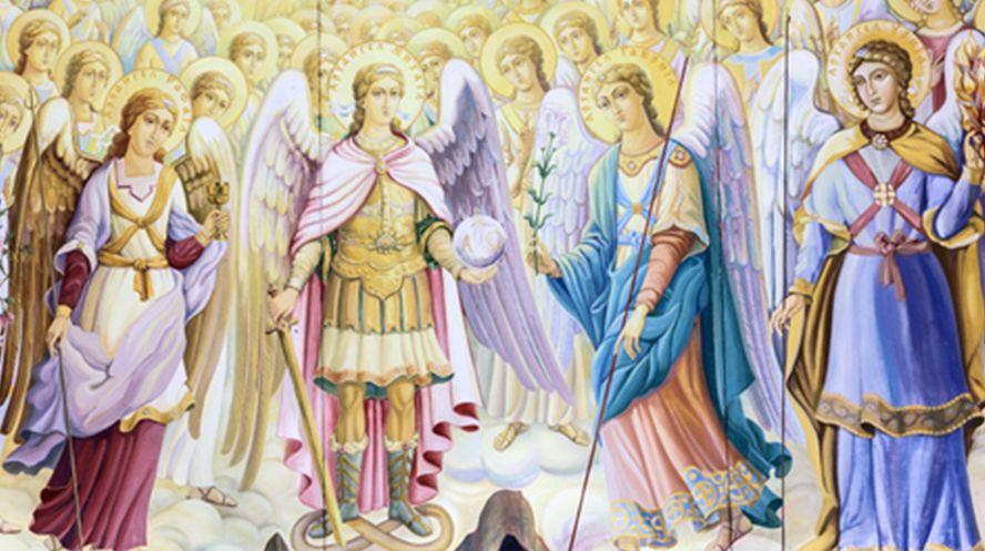 فرشته های پیشرو